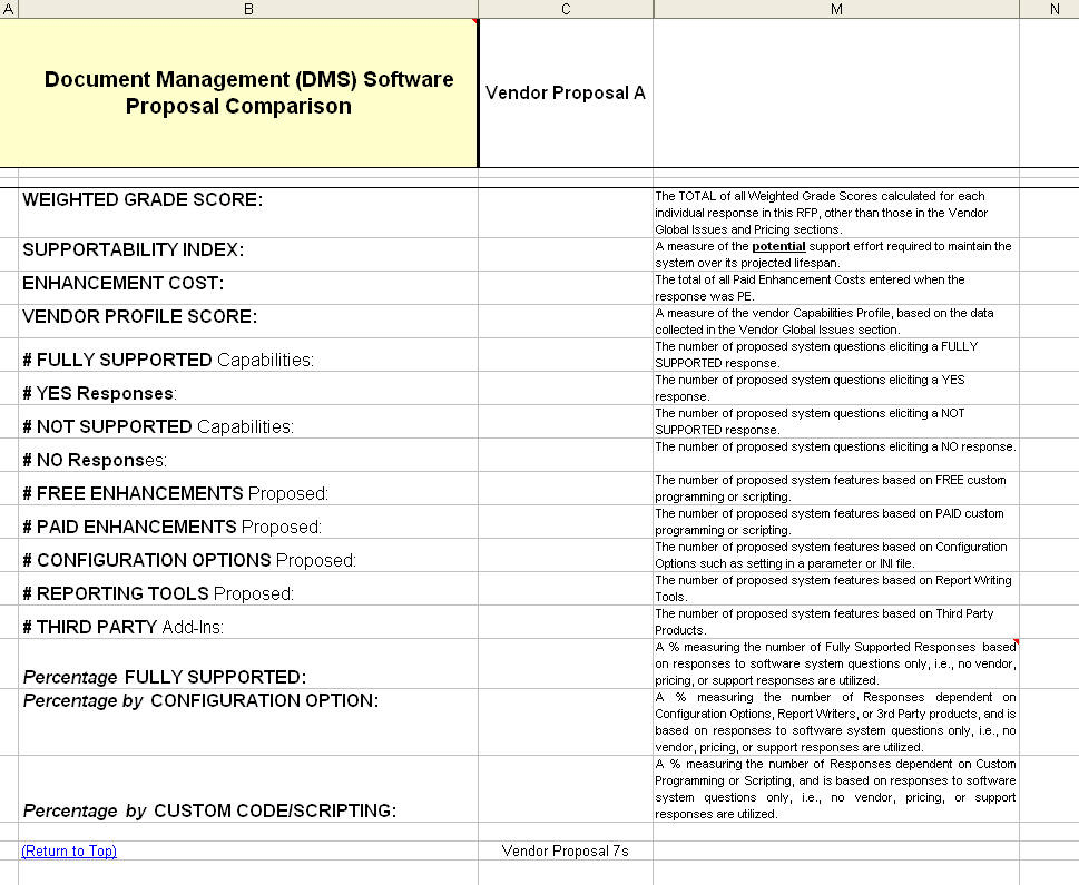 non manufacturing erp software comparison