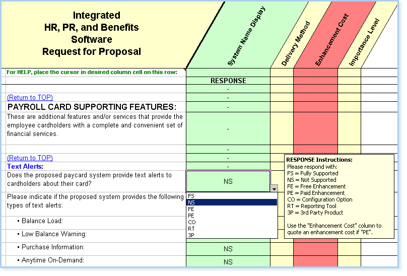 a proposal to deliver efficient and reliable design for the human resource and payroll system to alr The current workforce management processes and systems have as their foundation the university's payroll system  of human resource to hrms_proposal.