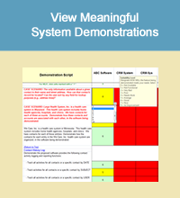 System Demonstration Scripts